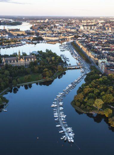 Travel in Sweden